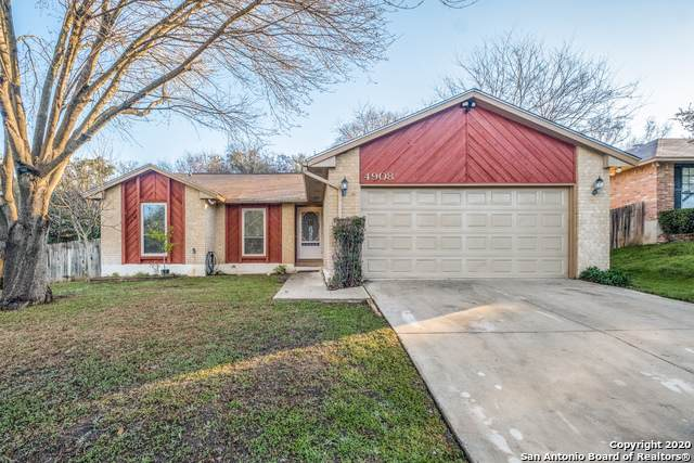 4908 Timber Trace St, San Antonio, TX 78250 (MLS #1435702) :: The Losoya Group