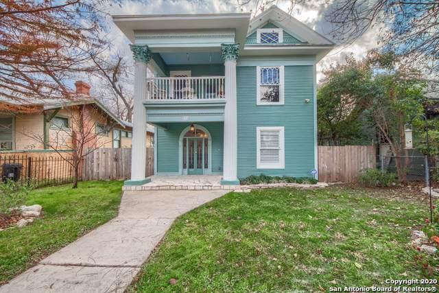 510 W Woodlawn Ave, San Antonio, TX 78212 (MLS #1435733) :: The Gradiz Group
