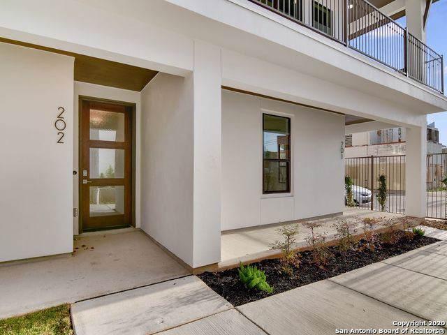 825 N Saint Marys St #202, San Antonio, TX 78205 (MLS #1435808) :: The Mullen Group | RE/MAX Access