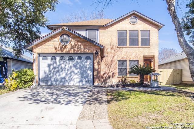 9711 Astin Pl, San Antonio, TX 78251 (MLS #1435841) :: The Castillo Group
