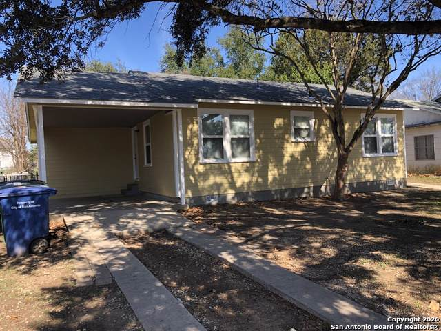 613 Cravens Ave, San Antonio, TX 78223 (MLS #1435843) :: Tom White Group