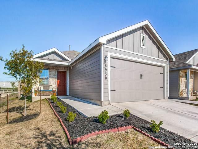 6930 Cozy Run, San Antonio, TX 78218 (MLS #1435900) :: BHGRE HomeCity
