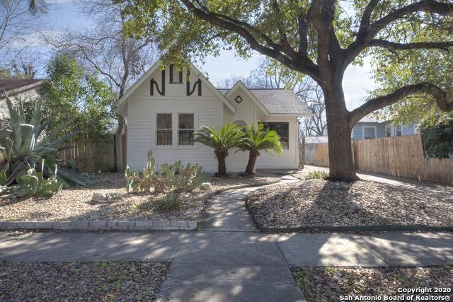 722 W Kings Hwy, San Antonio, TX 78212 (MLS #1435913) :: The Castillo Group