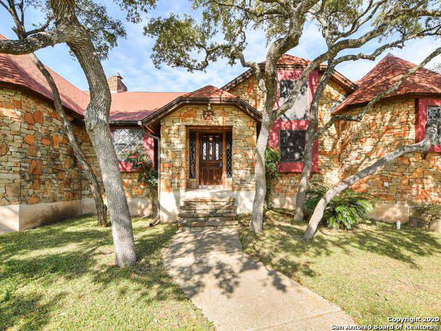 303 Slumber Pass, San Antonio, TX 78260 (#1435928) :: The Perry Henderson Group at Berkshire Hathaway Texas Realty