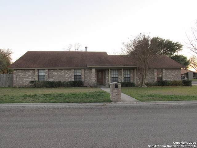 1507 31ST ST, Hondo, TX 78861 (MLS #1435941) :: Alexis Weigand Real Estate Group