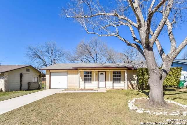 6707 Spring Hollow Dr, San Antonio, TX 78249 (MLS #1435942) :: The Gradiz Group