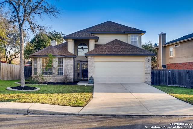826 Visor Dr, San Antonio, TX 78258 (MLS #1435944) :: The Gradiz Group