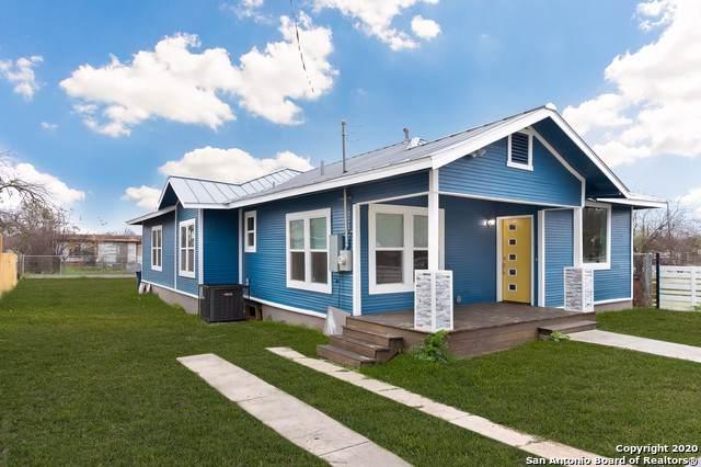 814 Iowa St, San Antonio, TX 78203 (MLS #1435951) :: NewHomePrograms.com LLC