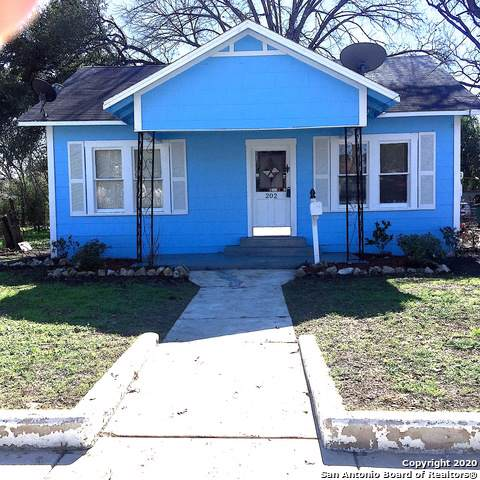 202 W Sayers Ave, San Antonio, TX 78214 (MLS #1435960) :: NewHomePrograms.com LLC
