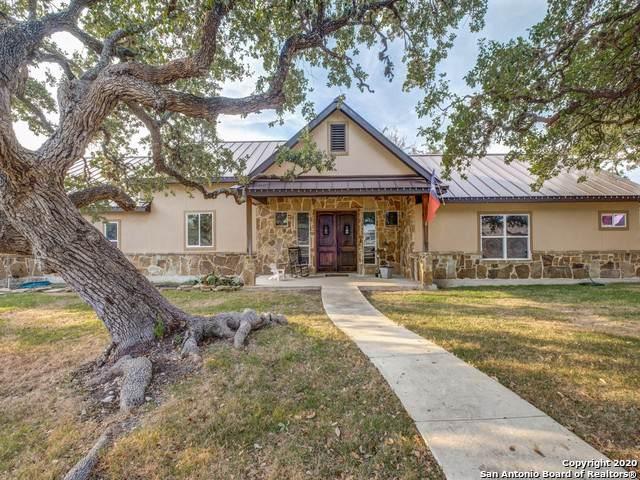 849 Private Road 3702, San Antonio, TX 78253 (MLS #1435984) :: Kate Souers