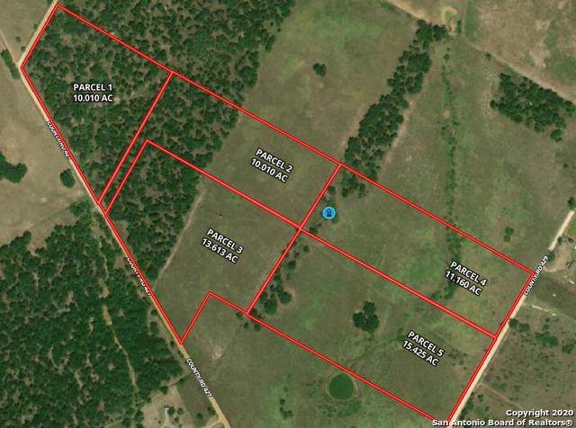 1 Cr 427, Stockdale, TX 78160 (MLS #1436006) :: Alexis Weigand Real Estate Group