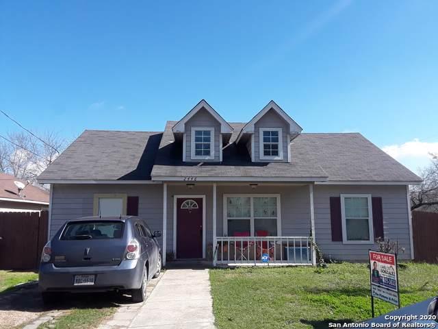 2446 Bermuda, San Antonio, TX 78222 (MLS #1436030) :: Berkshire Hathaway HomeServices Don Johnson, REALTORS®