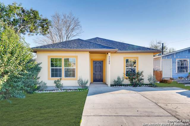 2414 Martin Luther King Dr, San Antonio, TX 78203 (MLS #1436047) :: The Glover Homes & Land Group