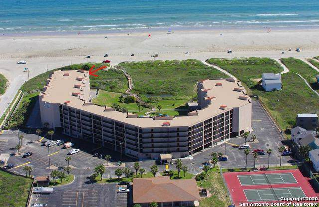 800 Sandcastle Dr #403, Port Aransas, TX 78373 (MLS #1436111) :: Tom White Group