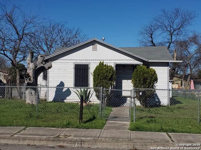 543 Blue Ridge Dr, San Antonio, TX 78228 (MLS #1436191) :: The Heyl Group at Keller Williams