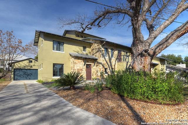 107 Eaton St #0, Alamo Heights, TX 78209 (MLS #1436291) :: Neal & Neal Team