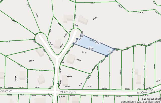 0 Mt Mckinley Dr, San Antonio, TX 78251 (MLS #1436297) :: The Mullen Group | RE/MAX Access
