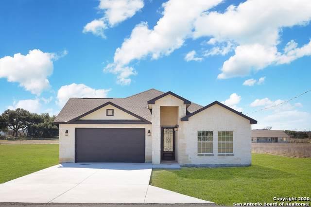 161 Spanish Grant Circle, Bandera, TX 78003 (MLS #1436298) :: Alexis Weigand Real Estate Group