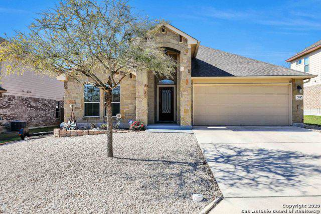 2082 Castleberry Ridge, New Braunfels, TX 78130 (MLS #1436369) :: Neal & Neal Team