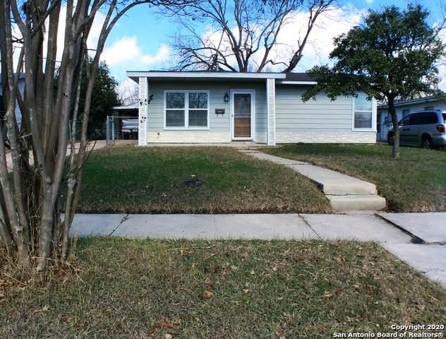 263 E Vestal Pl, San Antonio, TX 78221 (MLS #1436424) :: Alexis Weigand Real Estate Group