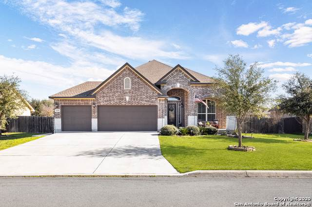 3329 Joshs Way, Marion, TX 78124 (MLS #1436434) :: BHGRE HomeCity