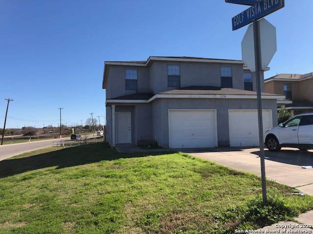 5754 Golf Hts, San Antonio, TX 78244 (MLS #1436450) :: The Gradiz Group