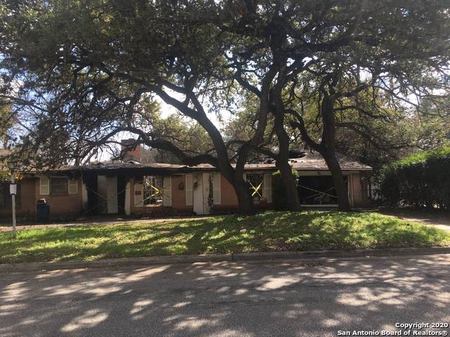2714 Old Moss Rd, San Antonio, TX 78217 (MLS #1436714) :: 2Halls Property Team | Berkshire Hathaway HomeServices PenFed Realty