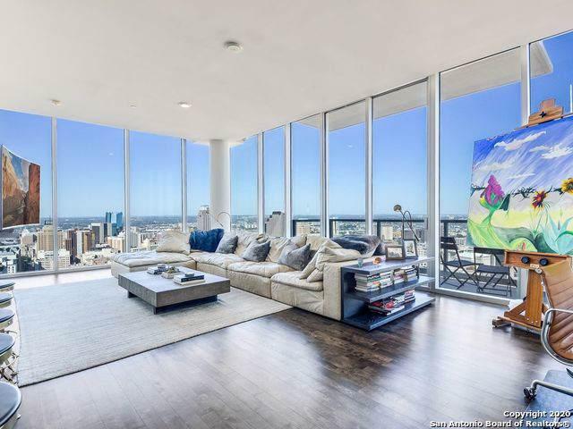 610 E Market St #3008, San Antonio, TX 78205 (MLS #1436729) :: Alexis Weigand Real Estate Group