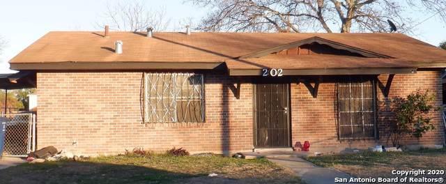 202 Park Plaza, San Antonio, TX 78237 (MLS #1436756) :: Berkshire Hathaway HomeServices Don Johnson, REALTORS®