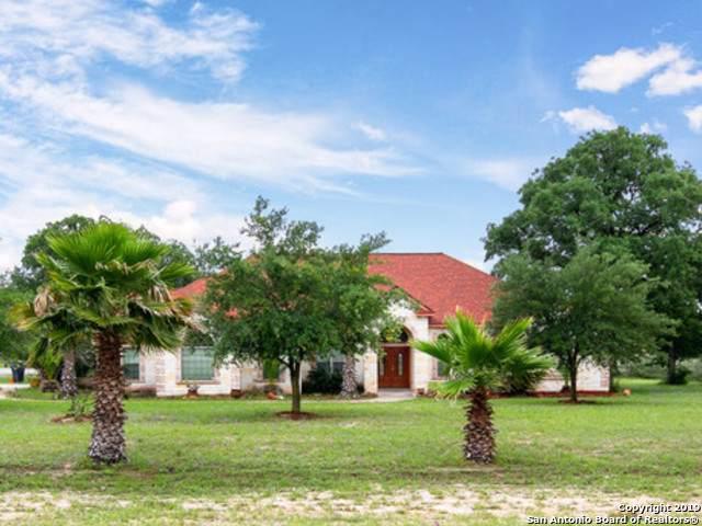 116 Abrego Ridge Dr, Floresville, TX 78114 (MLS #1436774) :: BHGRE HomeCity