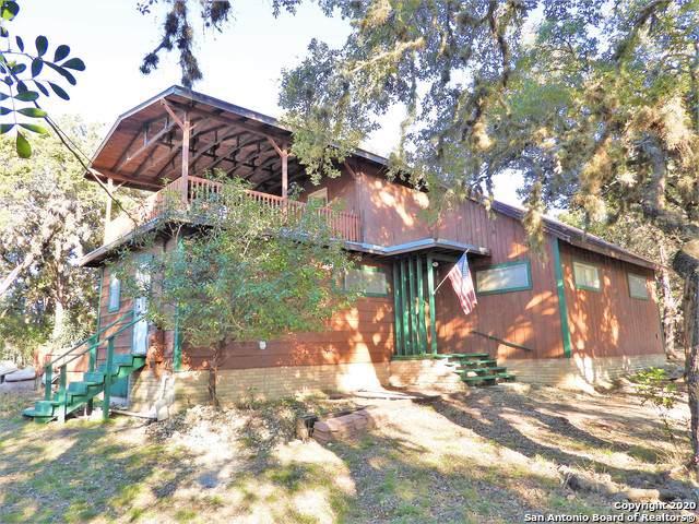 400 Black Bass Road, Lakehills, TX 78063 (MLS #1436786) :: Alexis Weigand Real Estate Group