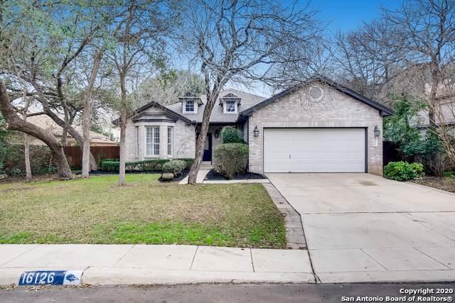 16126 Old Stable Rd, San Antonio, TX 78247 (MLS #1436829) :: BHGRE HomeCity