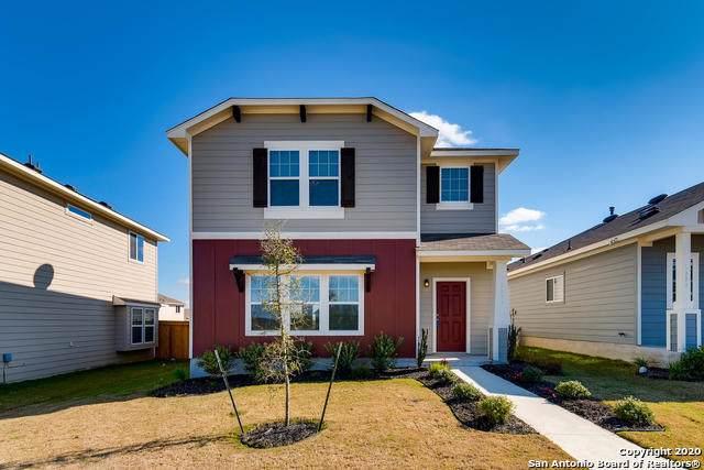 1033 Esplanade Pkwy, San Marcos, TX 78666 (MLS #1437023) :: BHGRE HomeCity