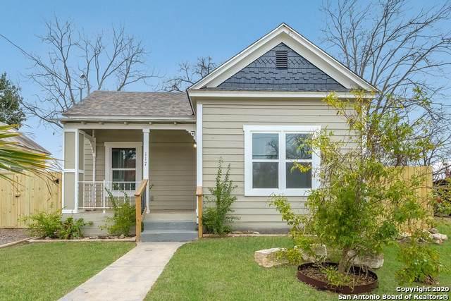 117 S Polaris St, San Antonio, TX 78203 (MLS #1437025) :: Berkshire Hathaway HomeServices Don Johnson, REALTORS®