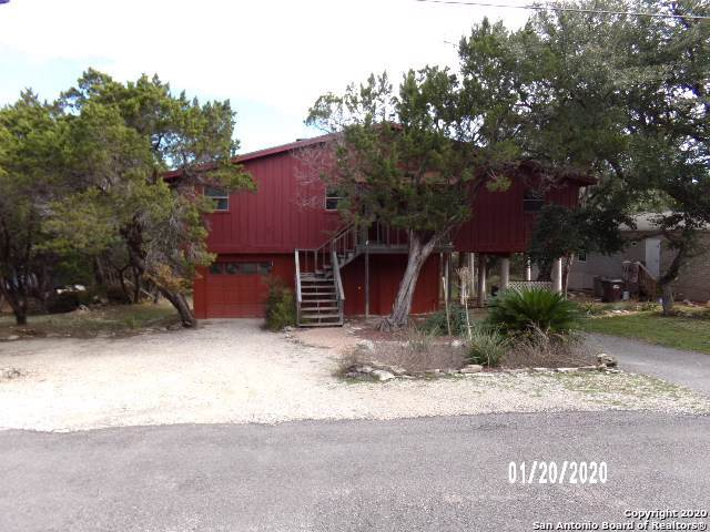 156 S Scenic Loop, Canyon Lake, TX 78133 (MLS #1437060) :: BHGRE HomeCity