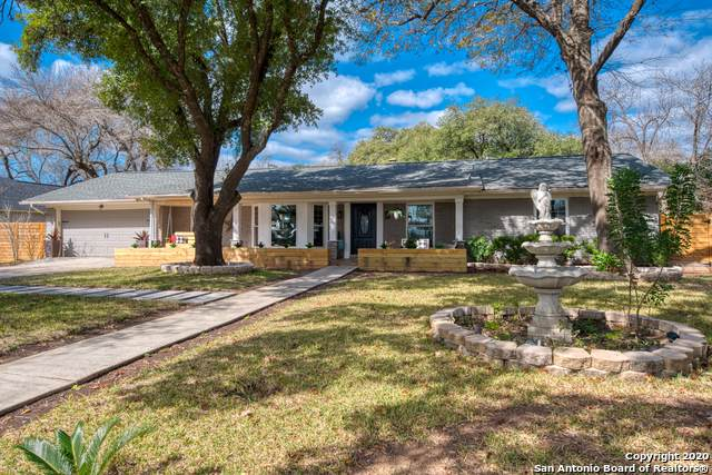 215 Northcrest Dr, Castle Hills, TX 78213 (MLS #1437096) :: The Mullen Group | RE/MAX Access