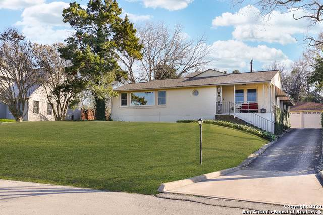 564 Pershing Ave, San Antonio, TX 78209 (MLS #1437176) :: Legend Realty Group
