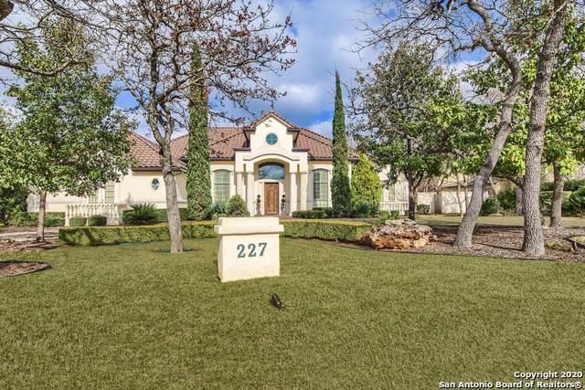 227 Geddington, Shavano Park, TX 78249 (MLS #1437178) :: Keller Williams City View