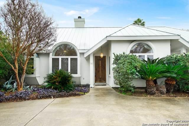 14 Thornhurst, San Antonio, TX 78218 (MLS #1437205) :: Vivid Realty