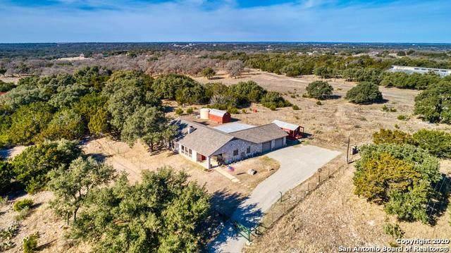 1420 Indian Creek Loop, Kerrville, TX 78028 (#1437220) :: The Perry Henderson Group at Berkshire Hathaway Texas Realty