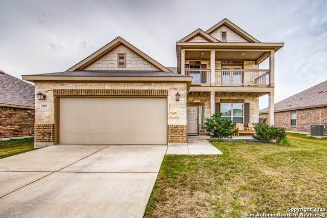 2002 Kalli Jo Ln, New Braunfels, TX 78130 (MLS #1437254) :: Alexis Weigand Real Estate Group