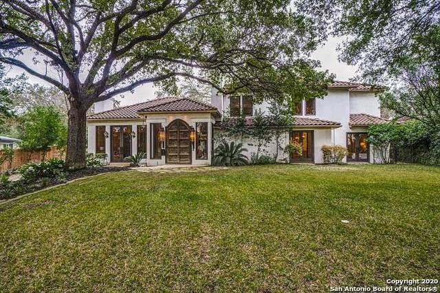 104 Newbury Terrace, San Antonio, TX 78209 (MLS #1437274) :: NewHomePrograms.com LLC