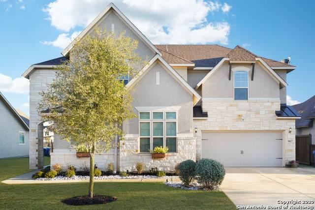 8027 Cibolo Valley, Fair Oaks Ranch, TX 78015 (MLS #1437313) :: Reyes Signature Properties