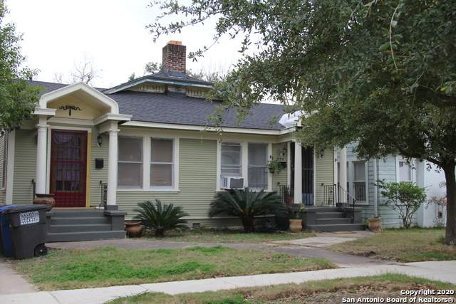 1106 E Highland Blvd, San Antonio, TX 78210 (MLS #1437460) :: The Gradiz Group
