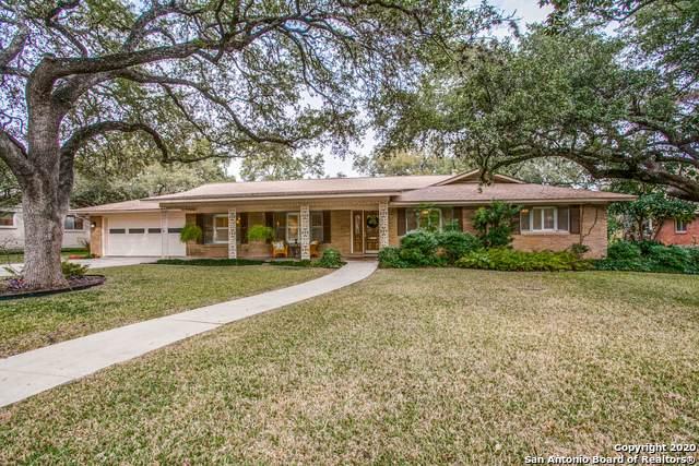 327 Royal Oaks Dr, San Antonio, TX 78209 (MLS #1437487) :: BHGRE HomeCity
