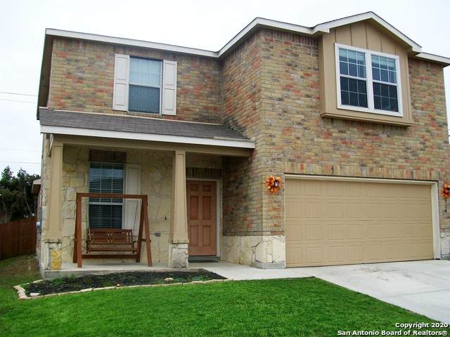 3934 Bent Grass, San Antonio, TX 78261 (MLS #1437529) :: Reyes Signature Properties