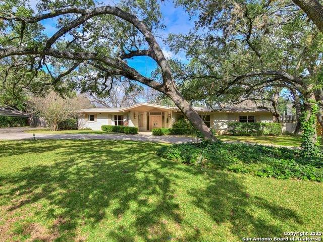 113 Cas Hills Dr, San Antonio, TX 78213 (MLS #1437533) :: ForSaleSanAntonioHomes.com