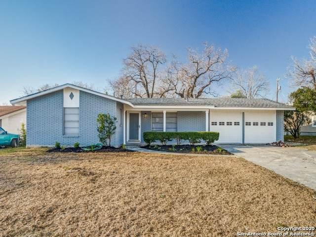 8006 Bronco Ln, San Antonio, TX 78227 (MLS #1437547) :: Carter Fine Homes - Keller Williams Heritage