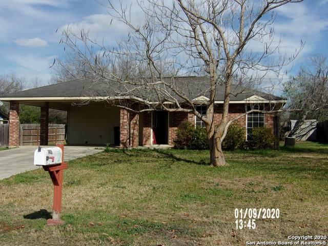 609 Hon Ave, Jourdanton, TX 78026 (MLS #1437556) :: Legend Realty Group