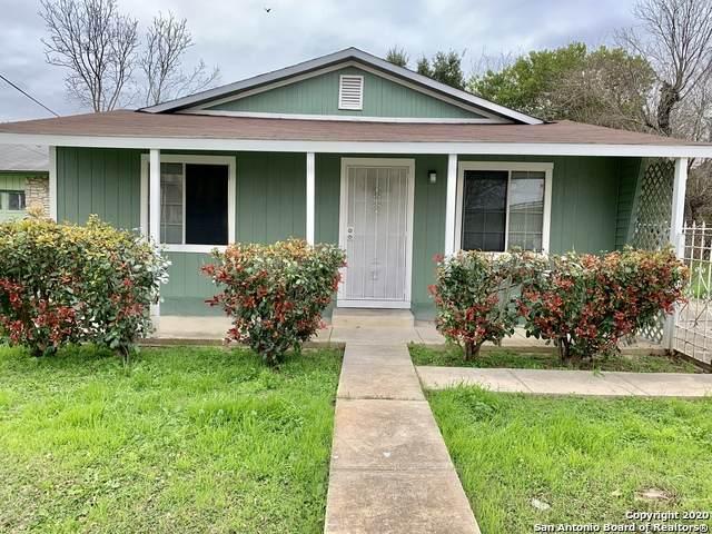 226 Dorie St, San Antonio, TX 78220 (MLS #1437596) :: BHGRE HomeCity